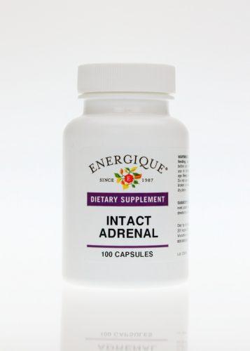 Intact Adrenal