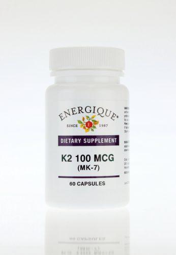 K2 100 MCG